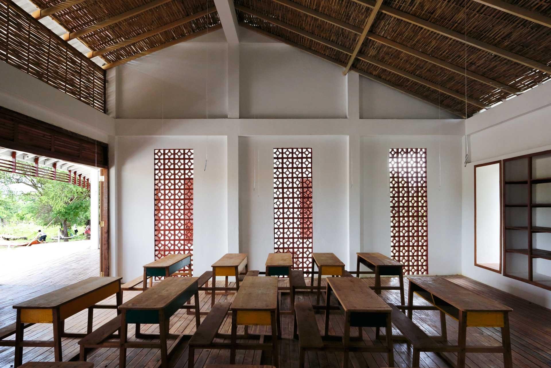 カンボジア・ラアック小学校