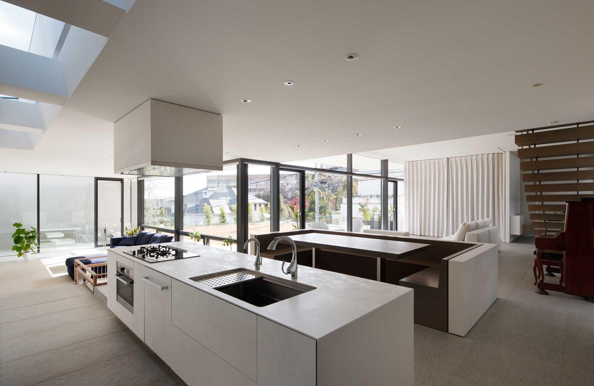S residence