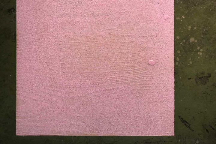 塗装サンプルの確認